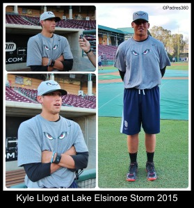 Kyle  Lloyd 2015