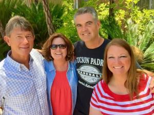 Dave & Patty Hilton, Wayne McBrayer, & Rebecca Herman