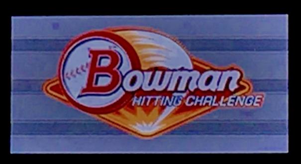 Bowman Hitting Challenge at the Arizona Fall League