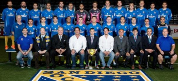 John Kentera & San Diego Soccers