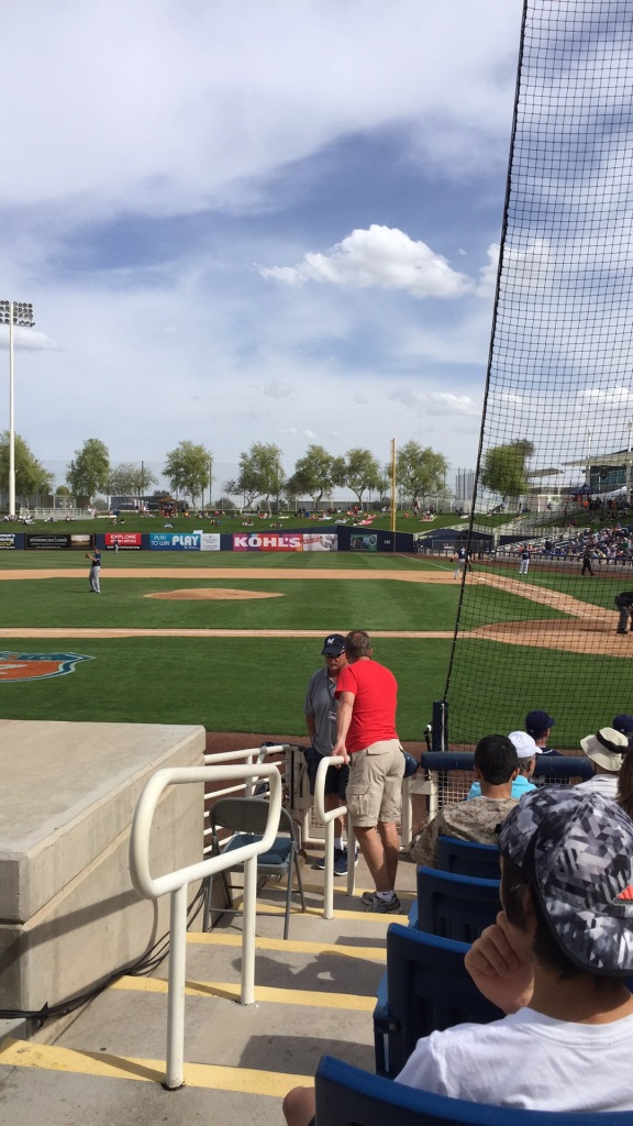 Maryvale Ballpark