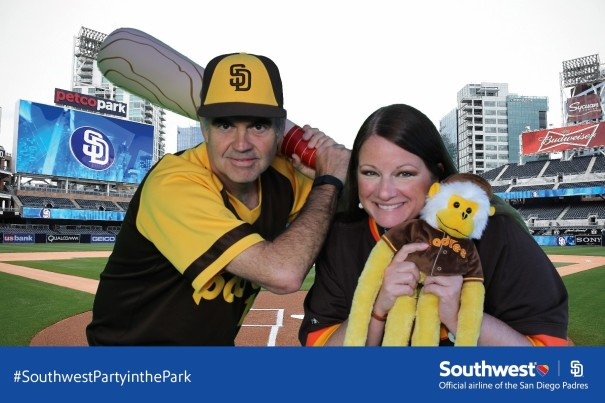Party in The Park - Fun Sponsored by Southwest Airlines