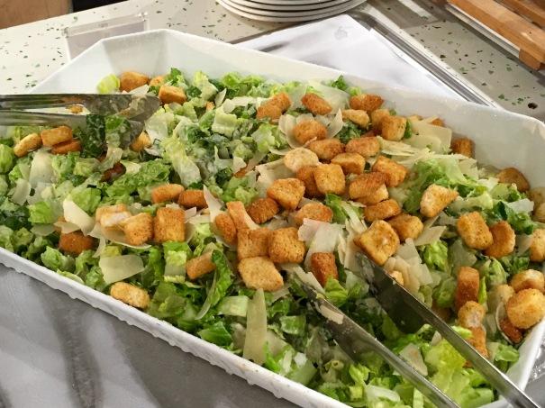 Petco Park Omni Buffet - Salads