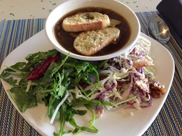 Petco Park Omni Buffet - Soup & Salads