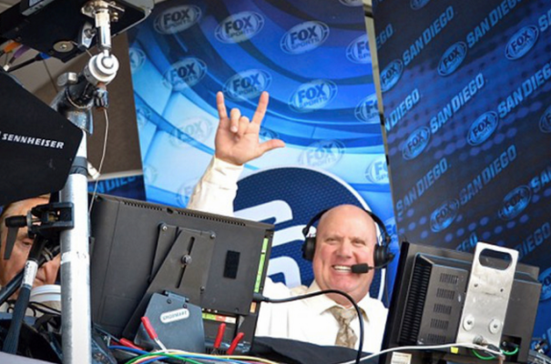 Mark Grant - Padres Broadcaster