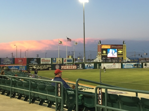 Storm at Jethawks May 16, 2016