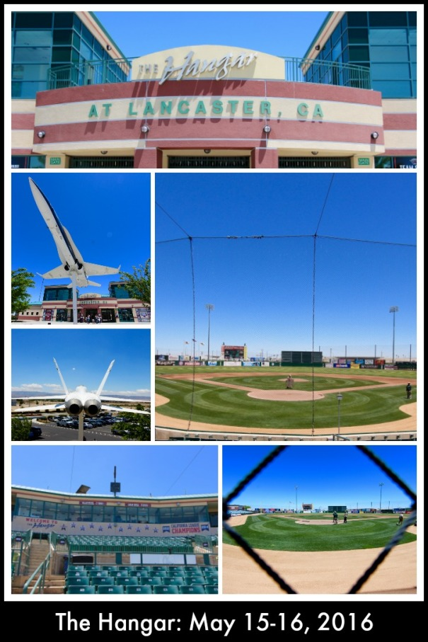 The Hangar, Home of the Jethawks, Lancaster, CA